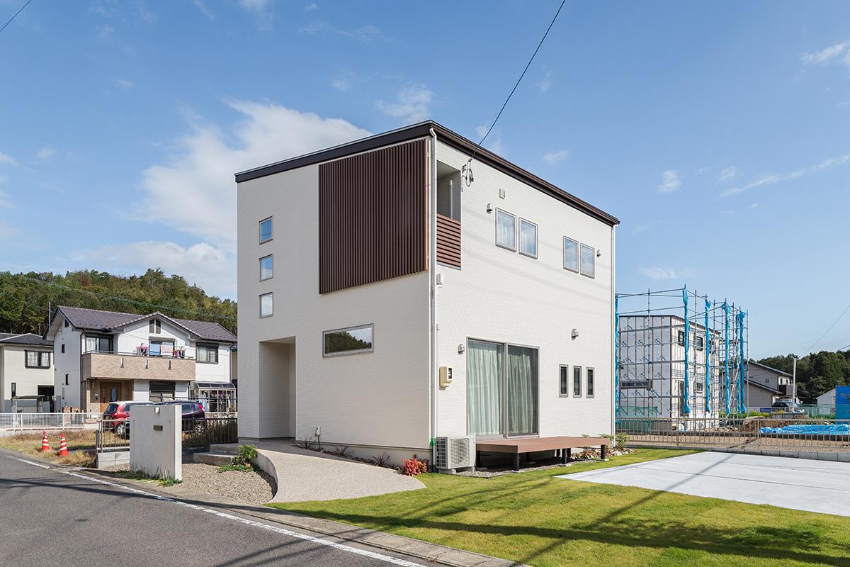 高性能ローコスト住宅 エコスタイル
